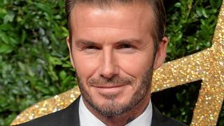 David Beckham w nowej roli