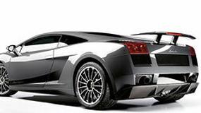 Koniec Lamborghini Gallardo Superleggera