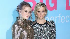 Reese Witherspoon z córką na czerwonym dywanie. One są identyczne!