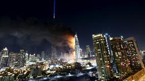 W Dubaju odbudują hotel w drapaczu chmur, który spłonął w sylwestra