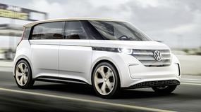 Volkswagen Budd-e - krok w przyszłość