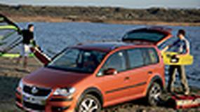 Volkswagen CrossTouran - SUVopodobny