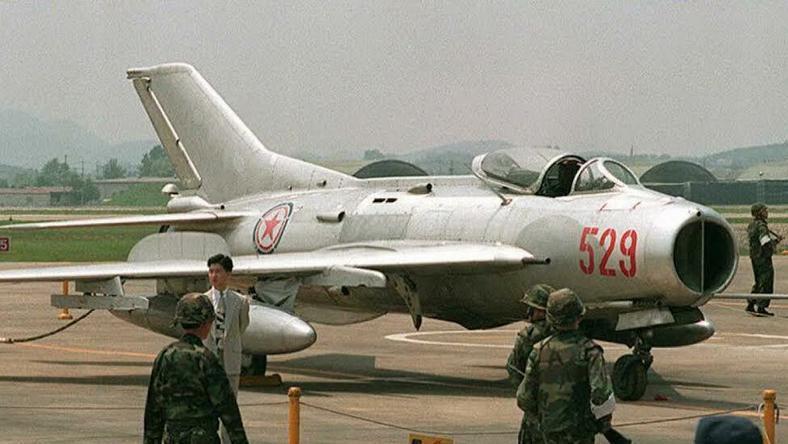 Fillérekért vásárolhatóak a vadászgépek /Fotó: AFP