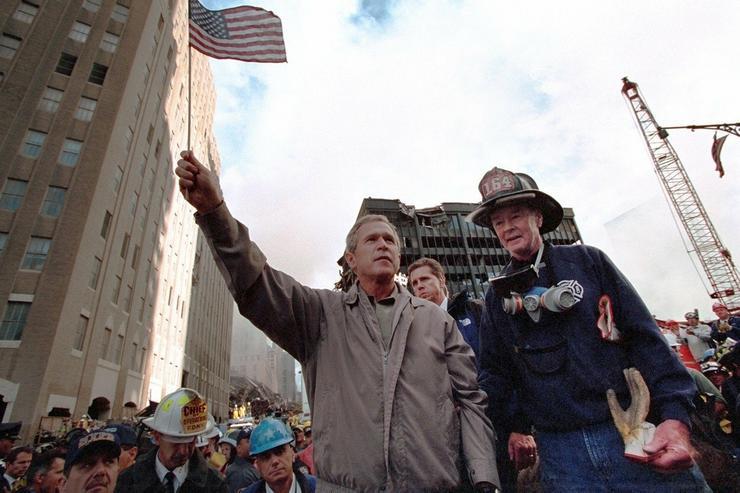 9/11 napjainkban már fogalommá vált  / Fotó: Profimedia-Reddot