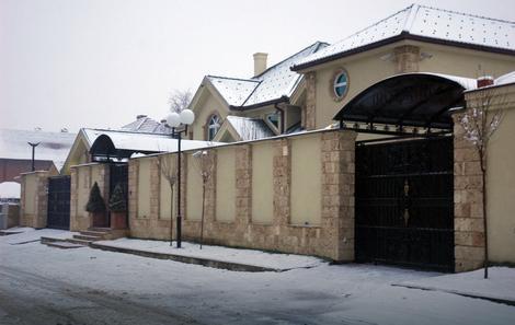 Vila u Ulici Ivana Franka u Sremskoj Kamenici