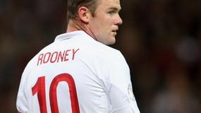 Rooney zdj spodenki na boisku