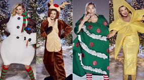 Anja Rubik, Małgorzata Socha, Kasia Smutniak i Katarzyna Sokołowska w świątecznej kampanii Apart