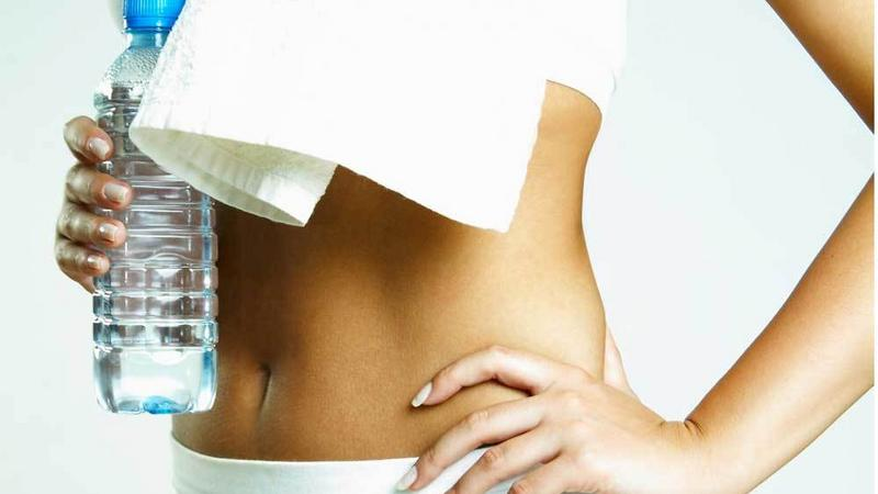 упражнения для быстрого сжигания жира на животе