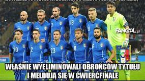 Euro 2016: Włosi pokonali Hiszpanię. Memy po meczu