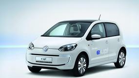 Volkswagen e-Up! na zdjęciach