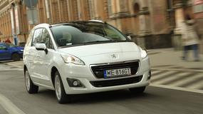 Peugeot 5008 - Modny i oszczędny van