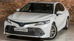 Teraz Toyota Camry będzie hybrydowa