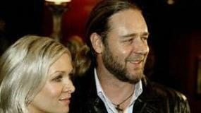 Russell Crowe będzie miał syna