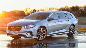 Opel Insignia GSi - szybka i zwinniejsza