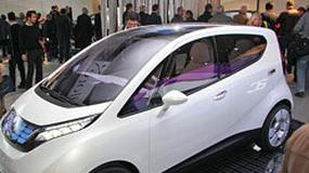 Paryż 2008: Pininfarina B0 – studium nowego elektromobilu