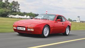 Porsche 944 Turbo - dużo mocy, ale mało prestiżu