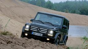 Mercedes G 500: uwielbiany dinozaur | TEST