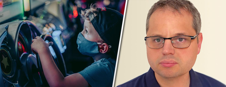 Juraj Holdoš je psychológ a expert na internetovú závislosť.