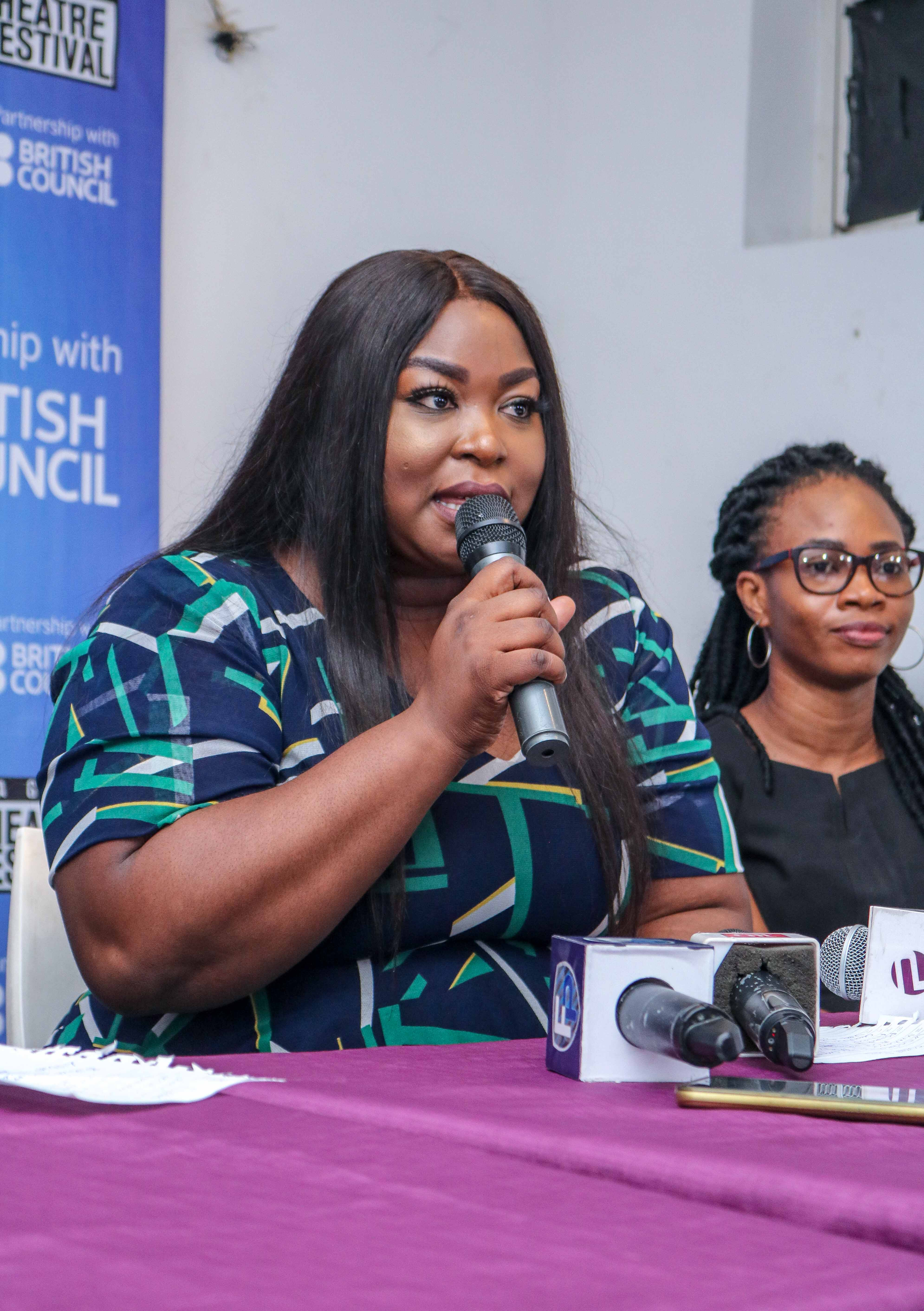Lagos Theatre Festival 2020 themed