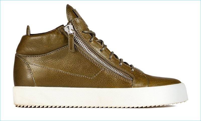 Buty stworzone przez Zyana Malika