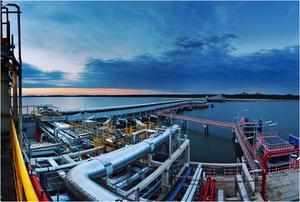 Pierwsza dostawa LNG do Polski