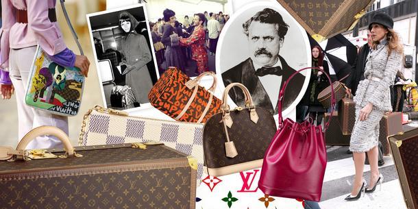 20 faktów na temat Louis Vuitton, których możesz nie znać