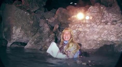 Iako je trpela hladnoću i bolove, Natalija kaže da joj je veoma drago što je doživela iskustvo ronjenja u pećini