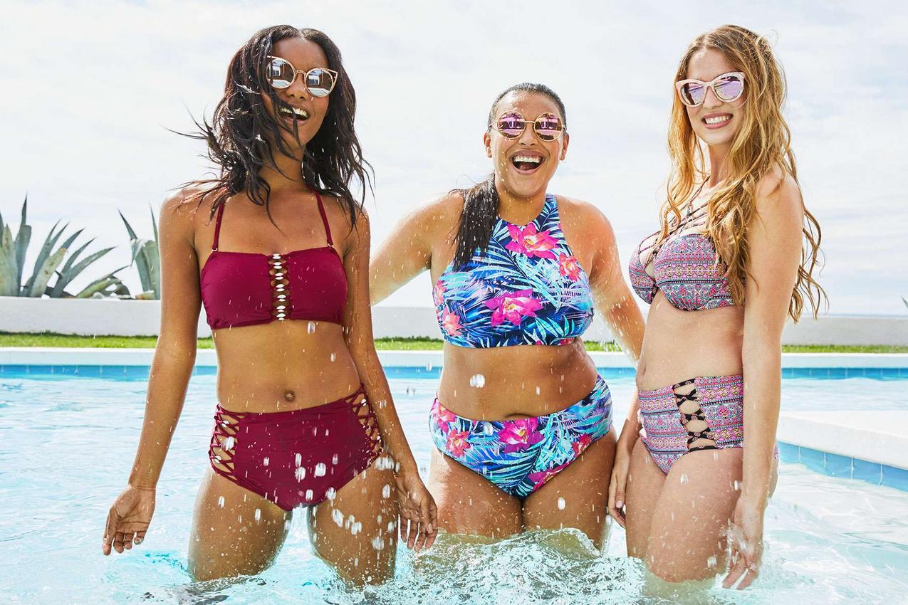 Kampania  kostiumów kąpielowych Target