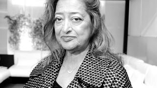 Zaha Hadid nie żyje