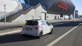 Toyota Yaris GRMN - maluch z piekła rodem