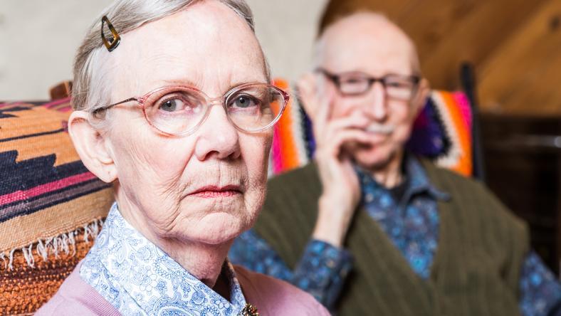 A társasági élet még idősebb korban is fontos/ Fotó: Northfoto