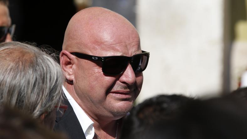 Philippe Bianchi szerint a bukókeret a leszakadó gumik ellen véd csak / Fotó: AFP
