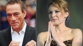 Jean-Claude Van Damme miał romans z Kylie Minogue