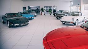 Infinitum Classic Cars - droga do nieskończoności