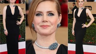 Best Look: Amy Adams w sukni Brandona Maxwella