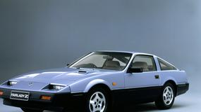 Kultowe, japońskie auta  z lat 80. XX wieku