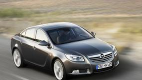 Opel Insignia - następca Vectry będzie większy i bardziej luksusowy