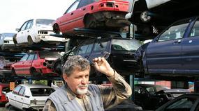 Premia za złomowanie starych samochodów może pomóc nie tylko Niemcom!