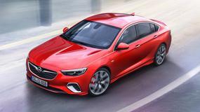 260-konny Opel Insignia GSi: premiera we Frankfurcie