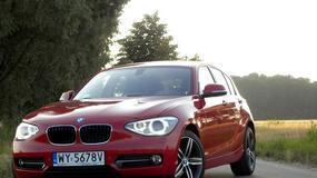 Test BMW 118d: oszczędny typ