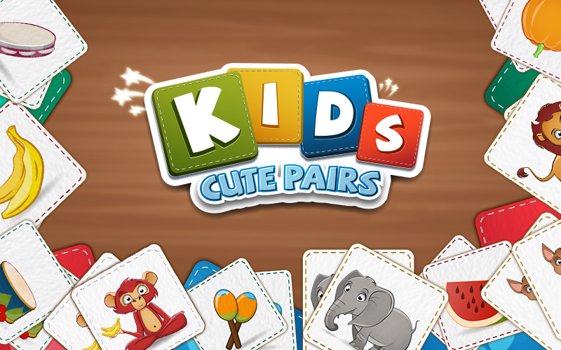 Kids: Cute Pairs