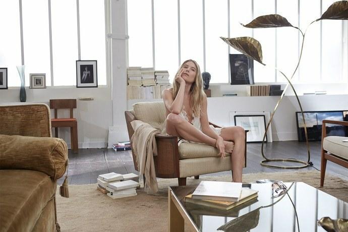 Dree Hemingway w kampanii Chloe