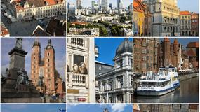 Miasta, które warto odwiedzić w 2017 roku