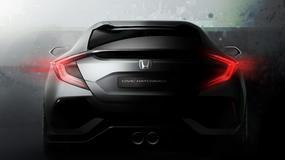 Honda Civic Hatchback - pierwsze spojrzenie