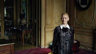 """Zachwycająca Tilda Swinton w """"Vogue"""" Italia"""
