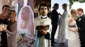 Słynne filmowe śluby