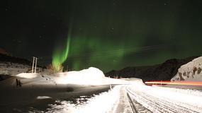 Finlandia - zorza polarna