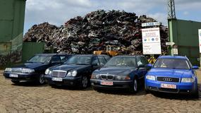 BMW serii 5 kontra Audi A6, Mercedes klasy E i Volvo 960 - które używane kombi będzie lepszym wyborem?