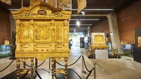 Gdańsk: unikatowa wystawa dzieł z bursztynu Lucjana Myrty