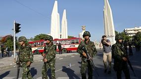 Tajlandia - stan wojenny nie jest zagrożeniem dla turystów, ale MSZ zaleca ostrożność; wycieczki nie są odwoływane